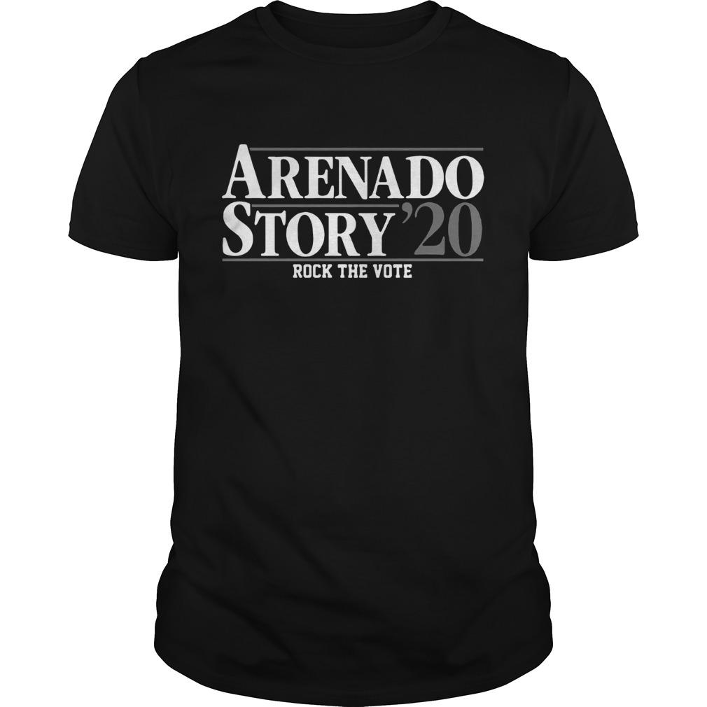 Arenado Story 2020 shirt Classic Men's