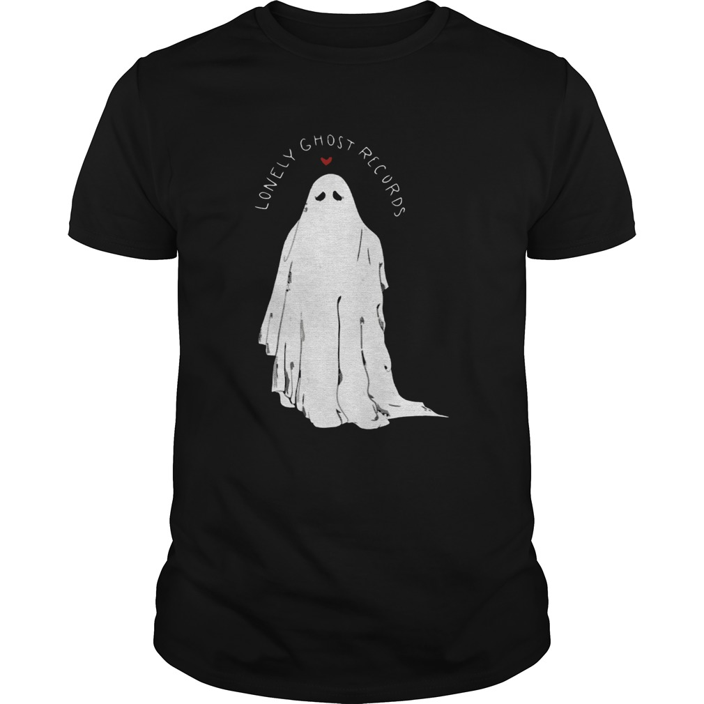 Lonely Ghost Records shirt Classic Men's