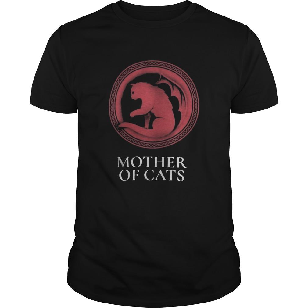 GOT Mother of Cats shirt Classic Men's