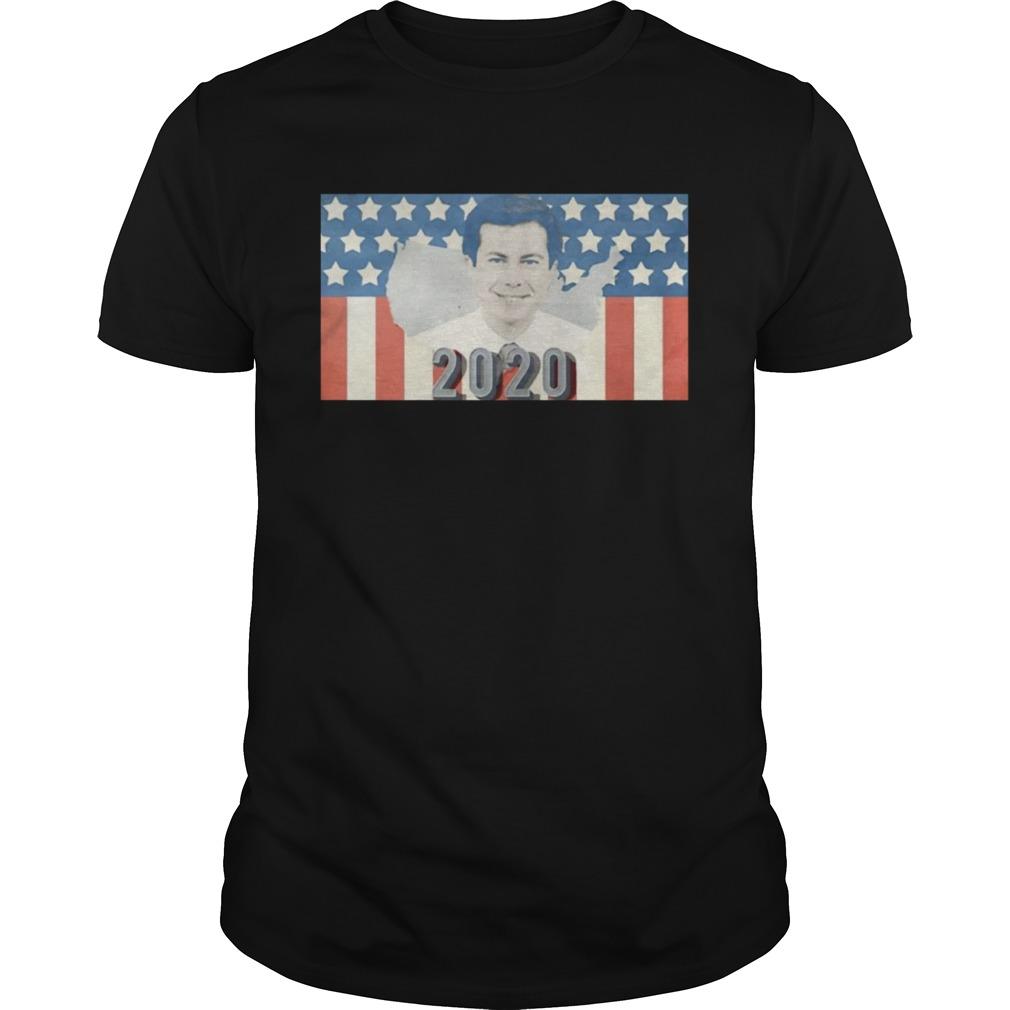 Pete Buttigieg 2020 President For shirt Classic Men's
