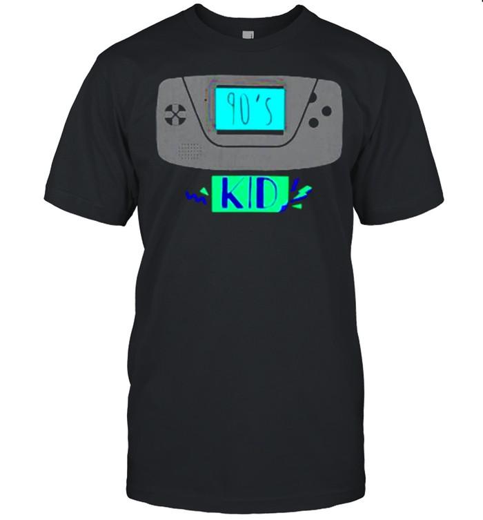 90's kid shirt