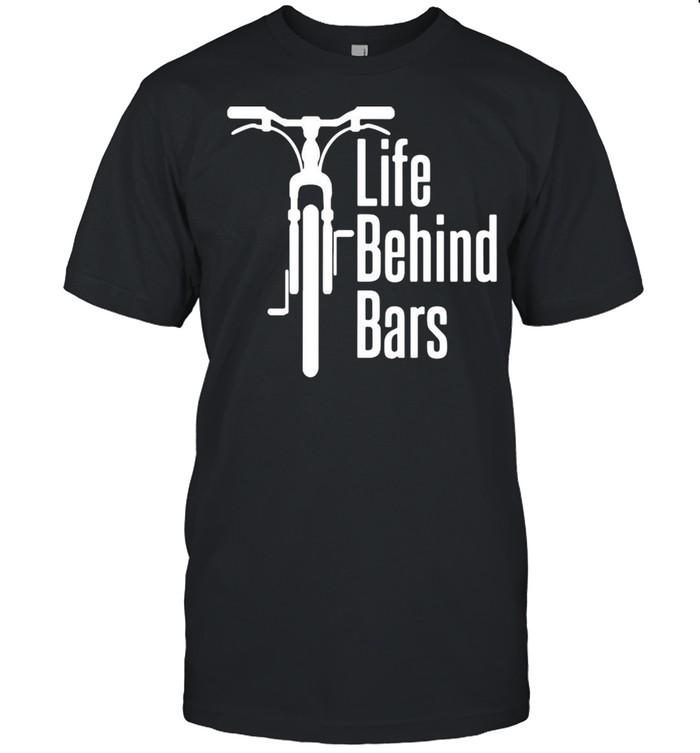 Bicycle Life Behind Bars T-shirt