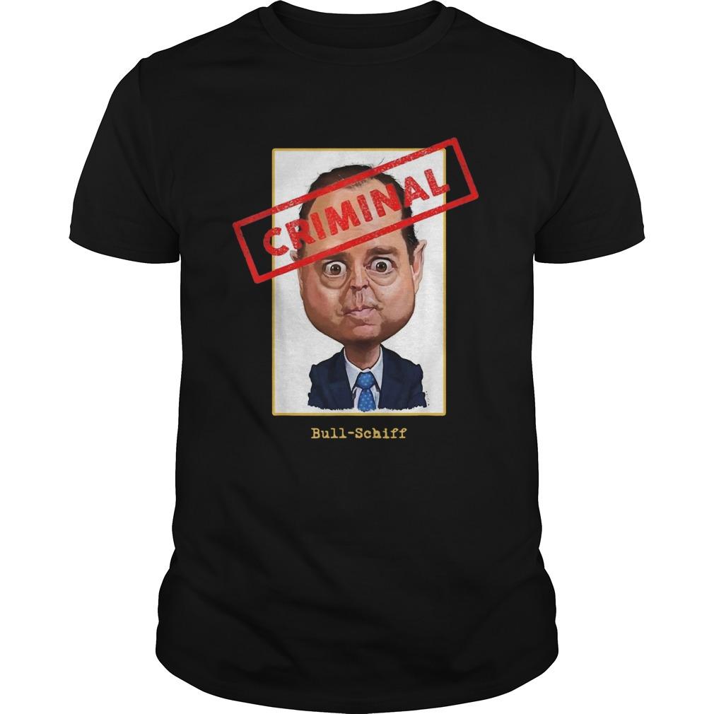 Bull Schiff Meme Shifty Adam Schiff shirt Classic Men's