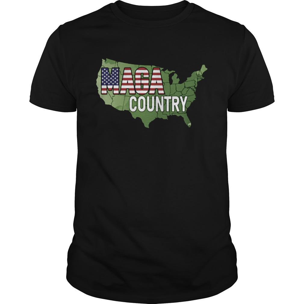 MAGA Country shirt Classic Men's