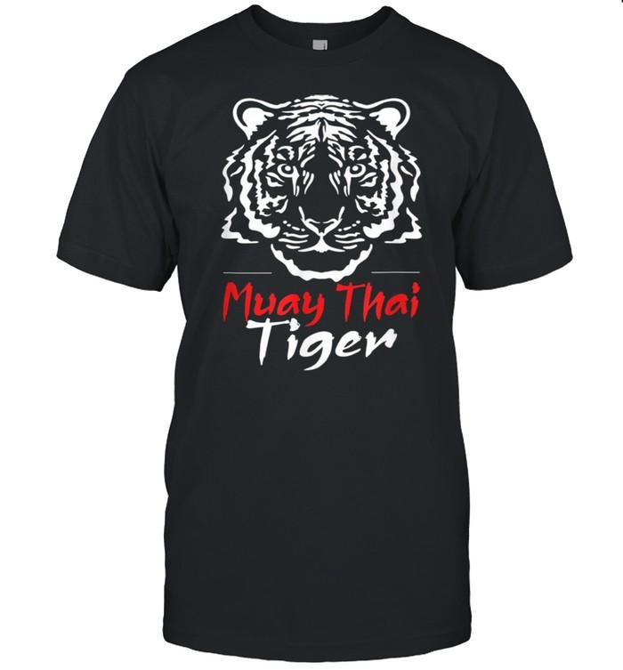 Muay Thai Tiger Kickboxing MMA shirt Classic Men's T-shirt