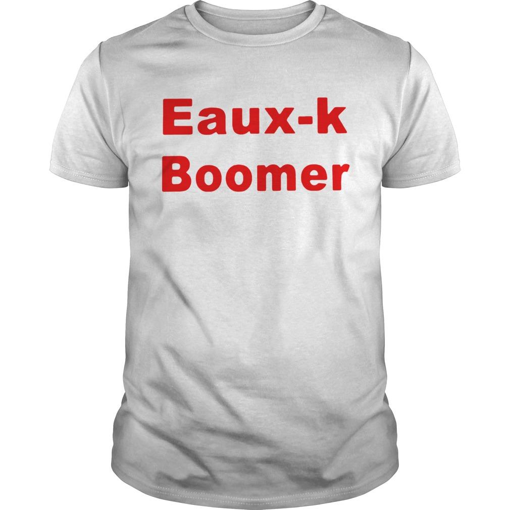 Eaux K Boomer shirt Classic Men's