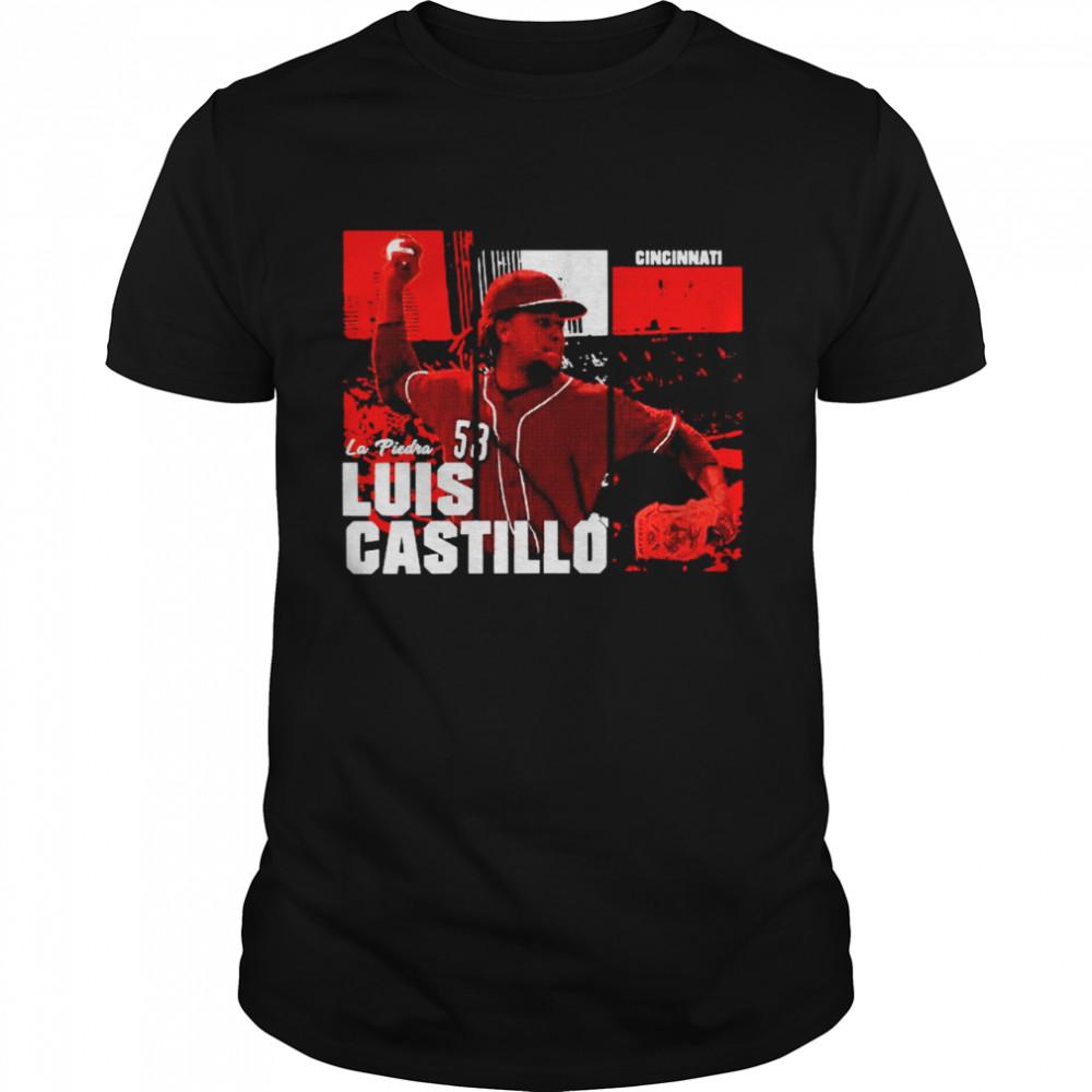 Cincinnati La Piedra Luis Castillo shirt Classic Men's T-shirt