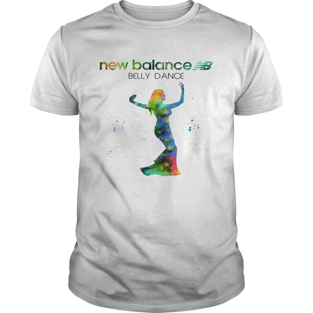 New Balance Belly Dance shirt Classic Men's