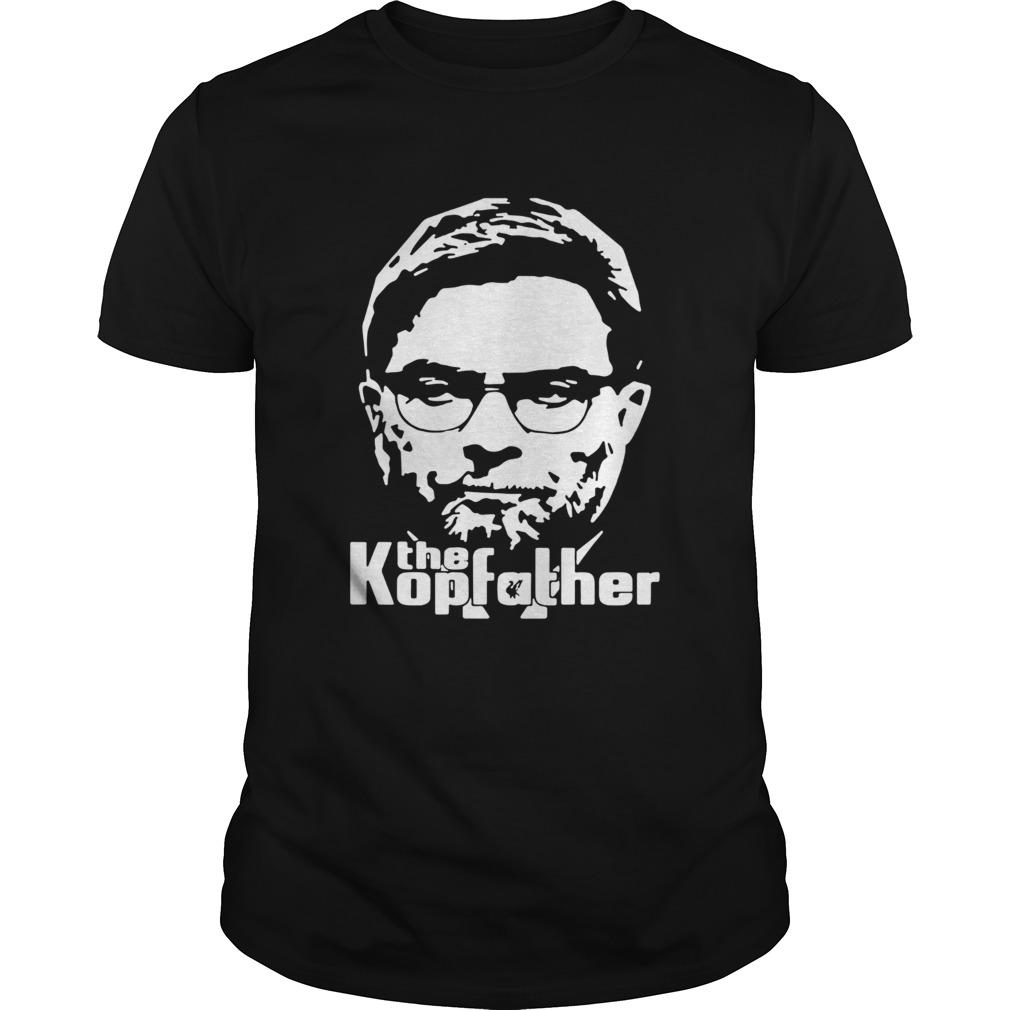 Jurgen Klopp Kop Father shirt Classic Men's