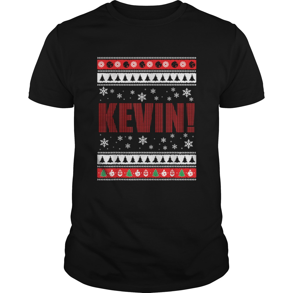 KEVIN Fun XMas Holiday Gift for Movie lovers shirt Classic Men's