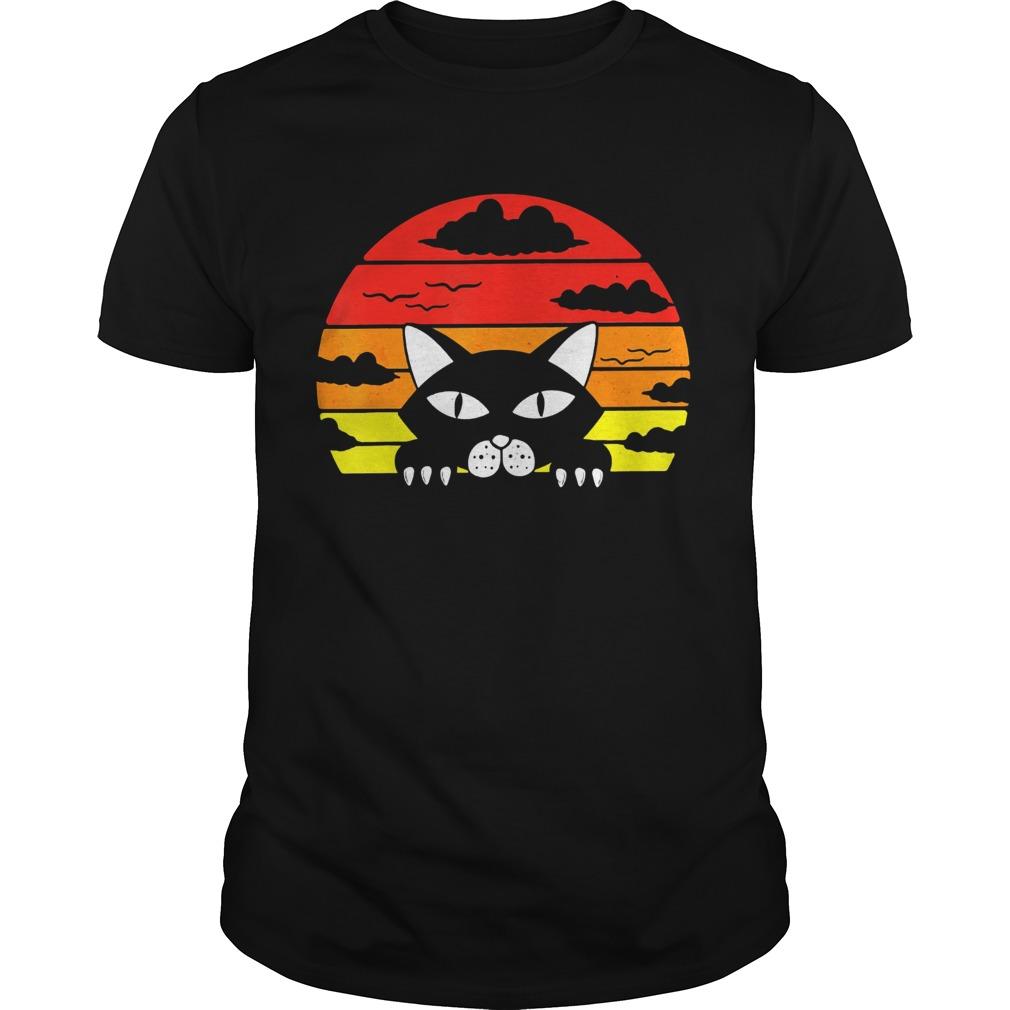 Kitty Cat Lovers Vintage shirt Classic Men's
