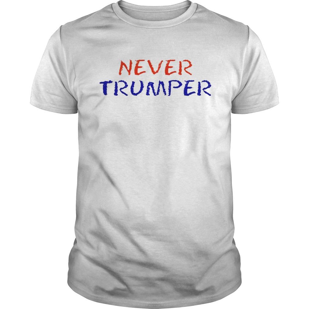 Never Trumper 2020 shirt Classic Men's