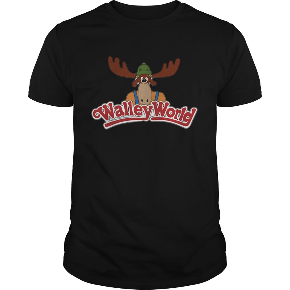 Walley World Vacation Movie shirt Classic Men's