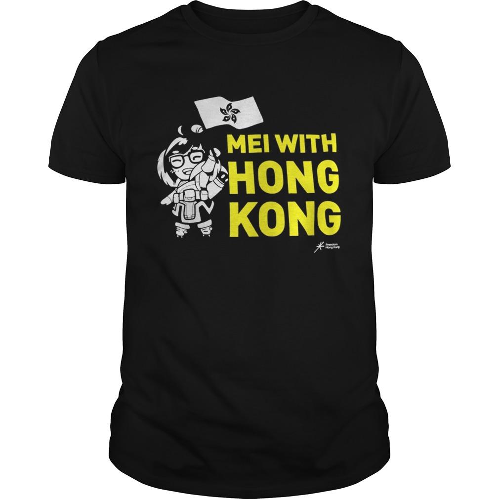 Blizzcon 2019 Free Hong Kong shirt Classic Men's