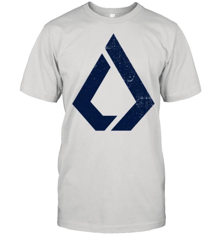 Lisk LSK Cryptocurrency  Classic Men's T-shirt