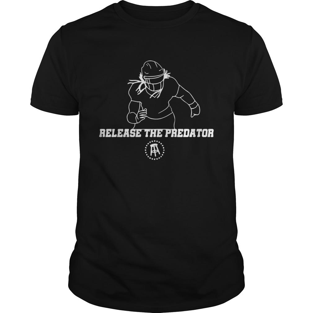Release The Predator shirt Classic Men's