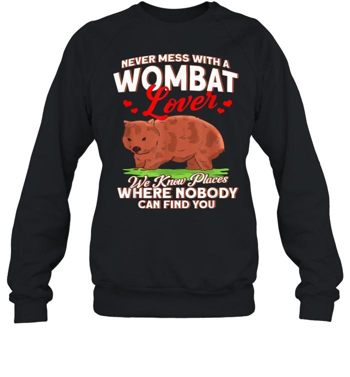 Wombats Outback Animal Baggy Australia  Unisex Sweatshirt