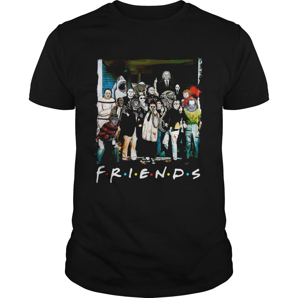 Animal House Movie Horror Friends shirt Classic Men's