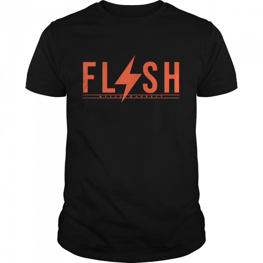 Flash Myles Garrett shirt Classic Men's T-shirt