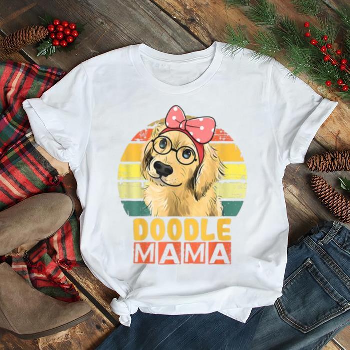 Goldendoodle Dog Mama Pet Lover Gift shirt Classic Men's