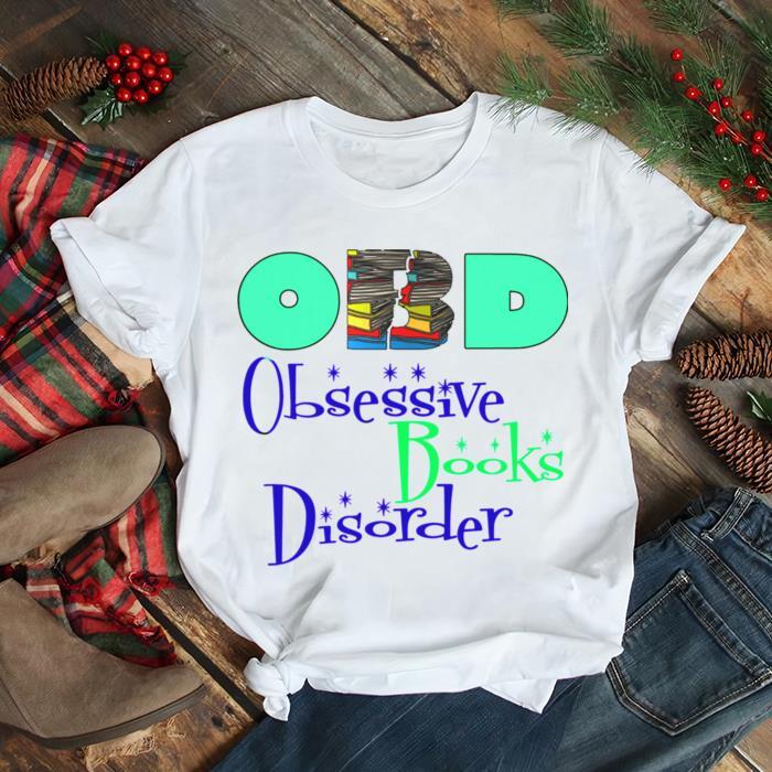Obd Obsessive Books Disorder Limited shirt Classic Men's