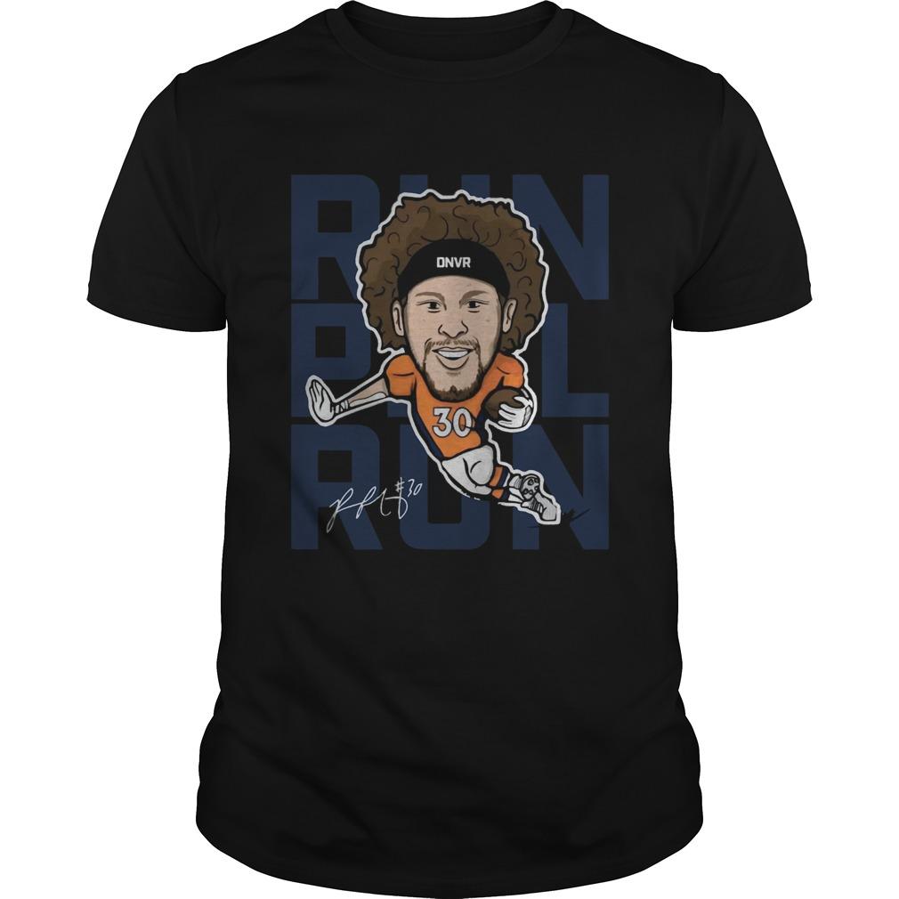 Run Phil Run shirt Classic Men's