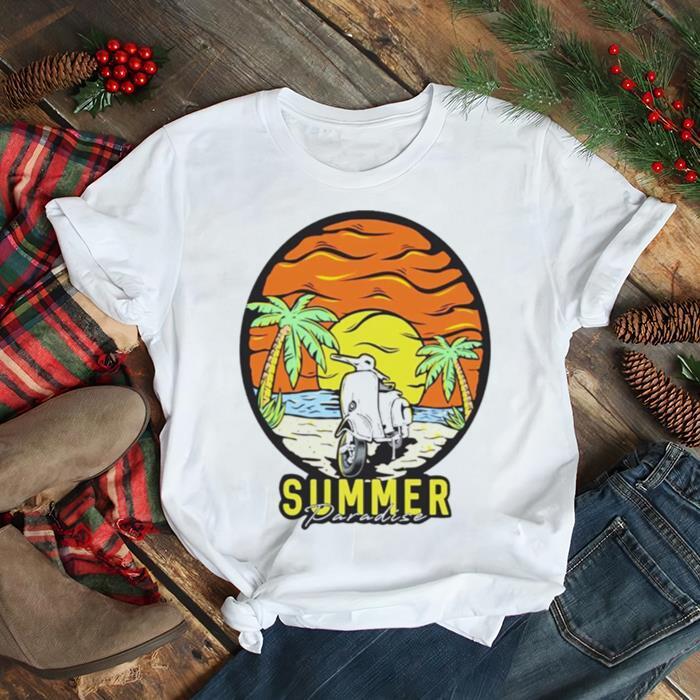 Summer Paradise shirt Classic Men's