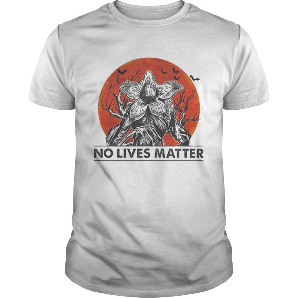 Demogorgon no lives matter sunset shirt Classic Men's