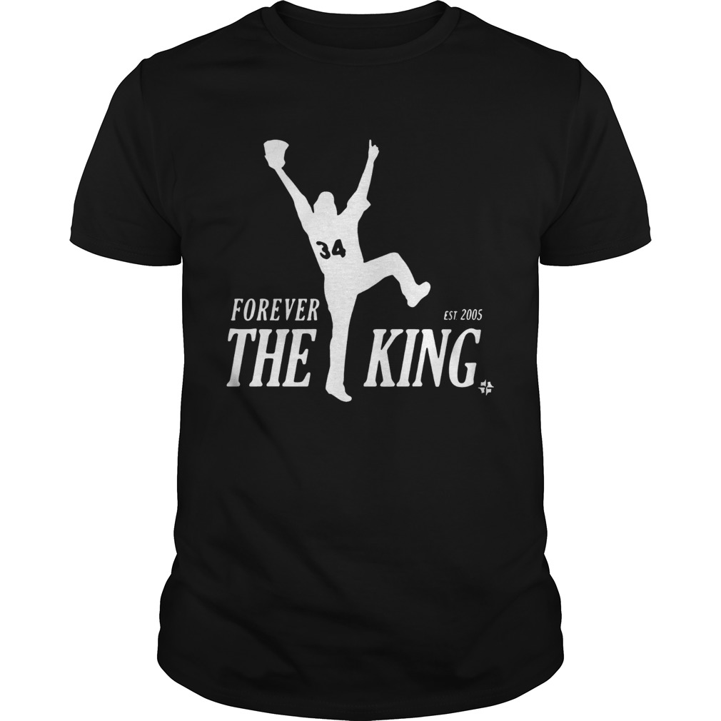 Forever the King est 2005 shirt Classic Men's