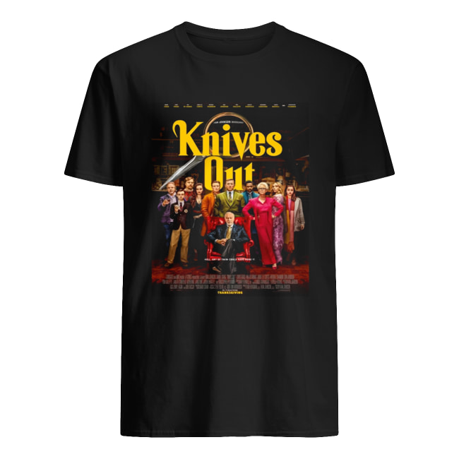 Offcial Knives Out Thanksgiving shirt Classic Men's