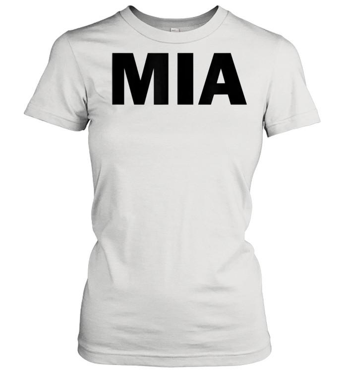 MIA  Classic Women's T-shirt