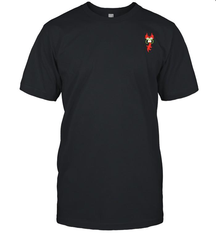 Samurai Jack Aku Face Shirt
