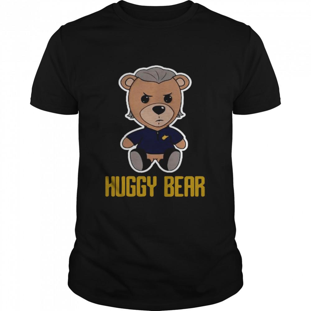 Huggy Bear WV Over The Moon shirt