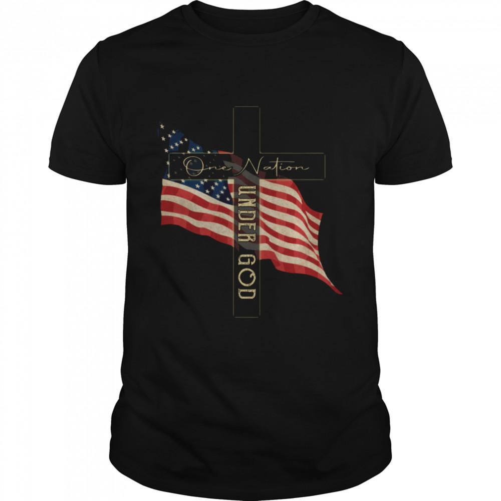 One Nation Under God shirt