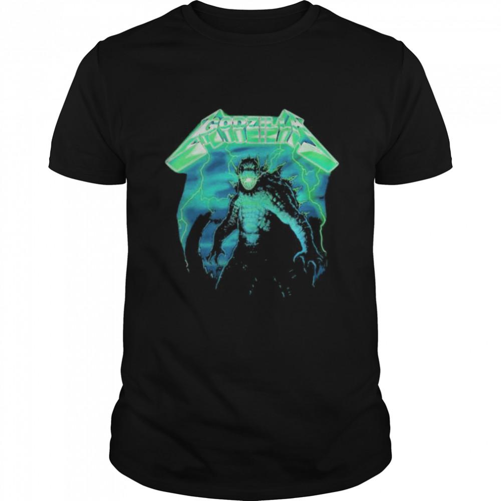 The Monster Godzilla Team Shirt