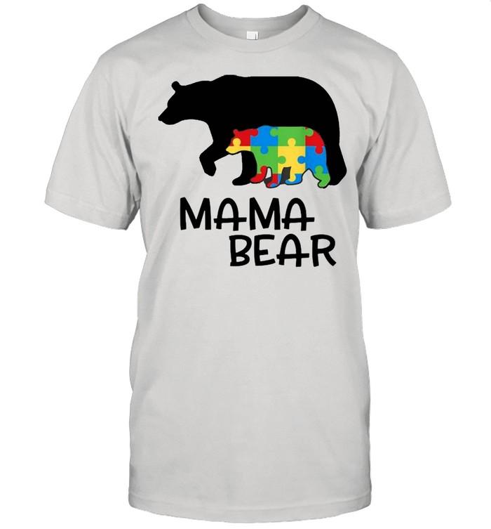 Mama Bear Autism shirt Classic Men's T-shirt