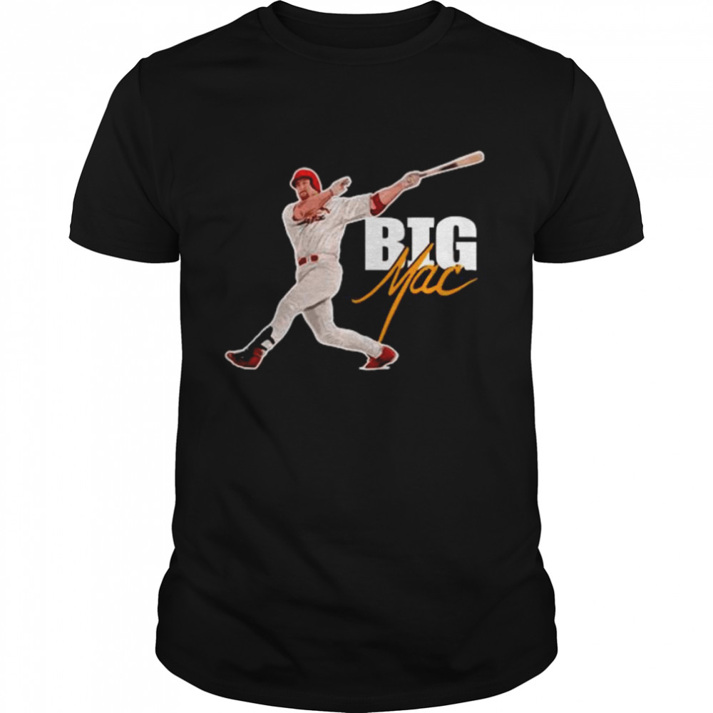 Big Mac Legends shirt