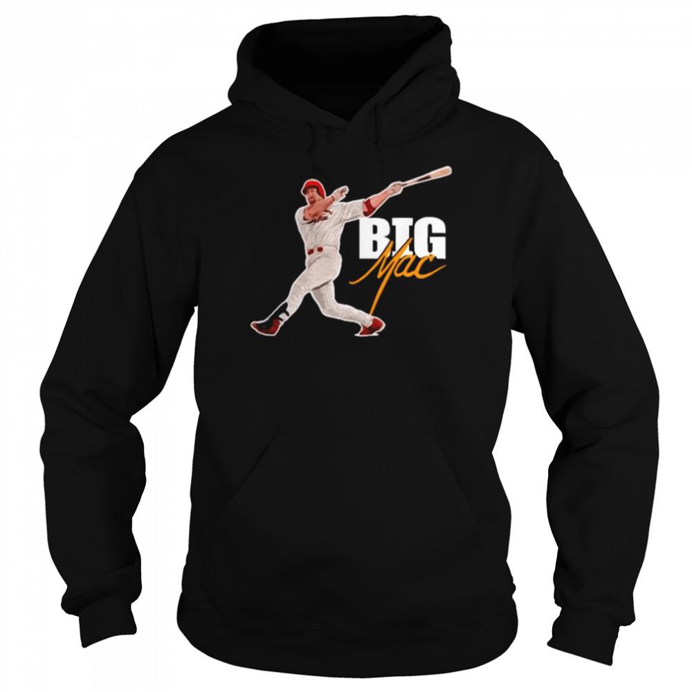 Big Mac Legends shirt Unisex Hoodie