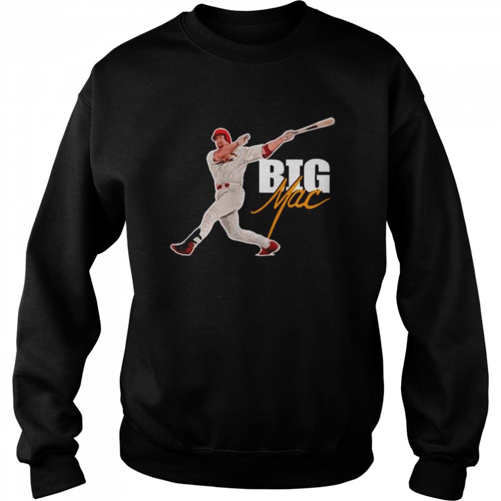 Big Mac Legends shirt Unisex Sweatshirt