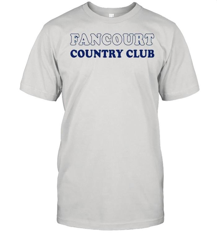 Fancourt country club shirt