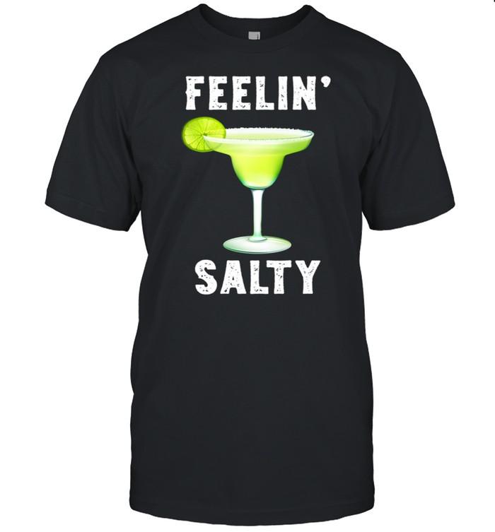 Feelin Salty Cinco de Mayo shirt Classic Men's T-shirt