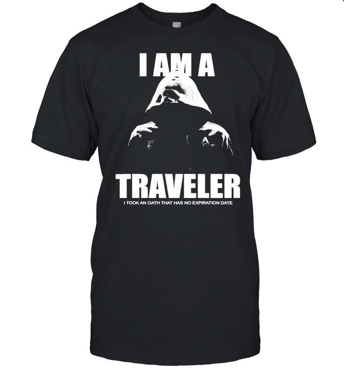 I am a Traveler shirt Classic Men's T-shirt