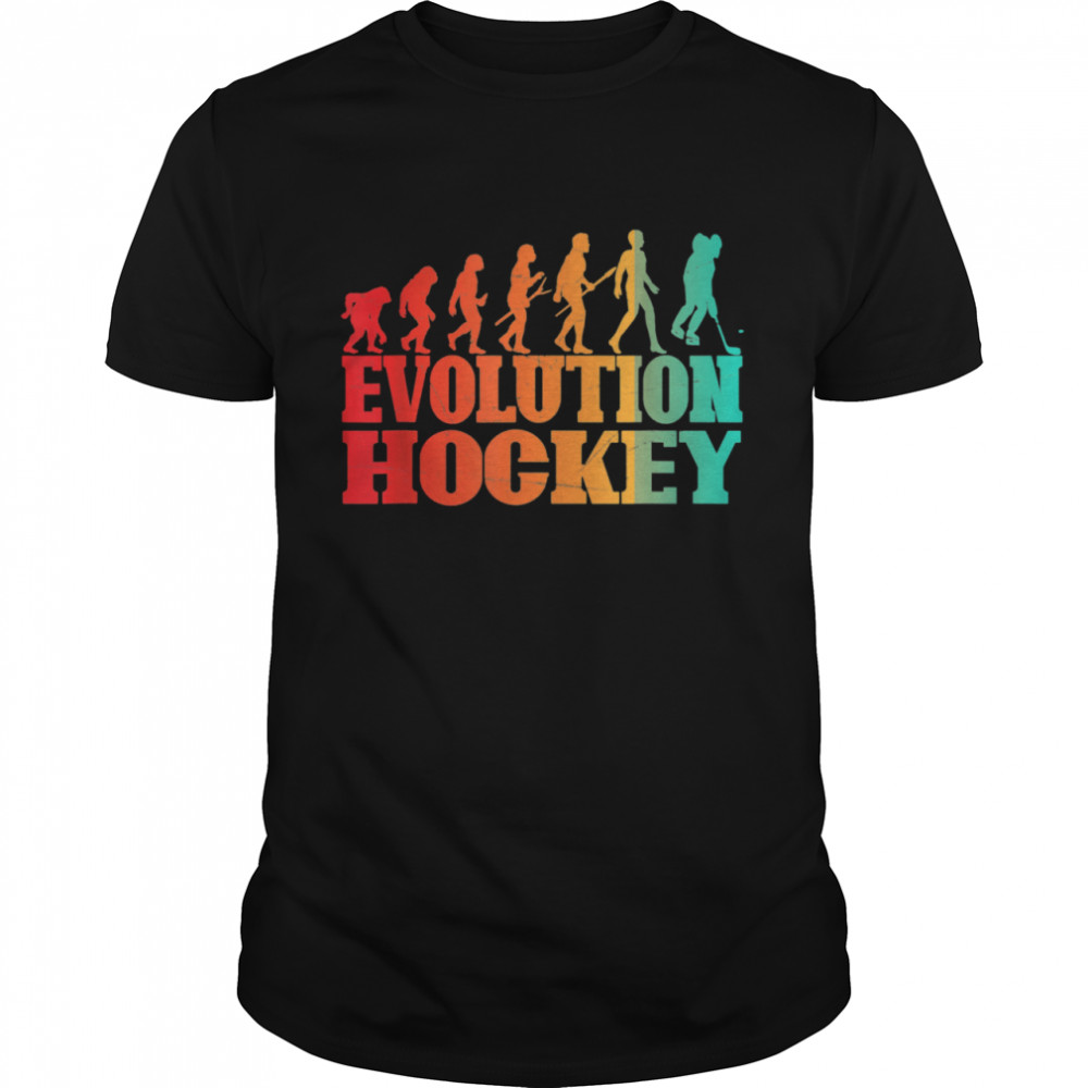 Ice Hockey Evolution Of A Goalie Shirt