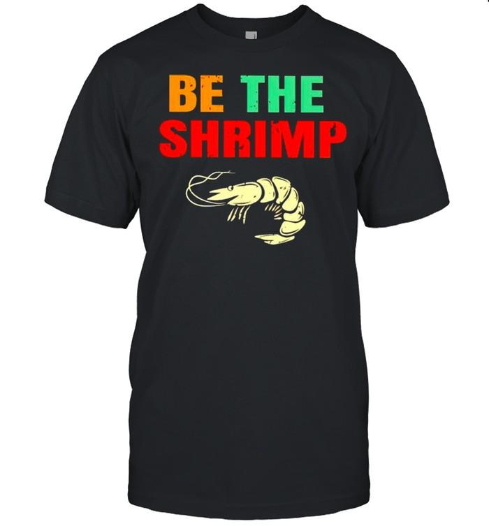Jiu Jitsu be the shrimp shirt Classic Men's T-shirt