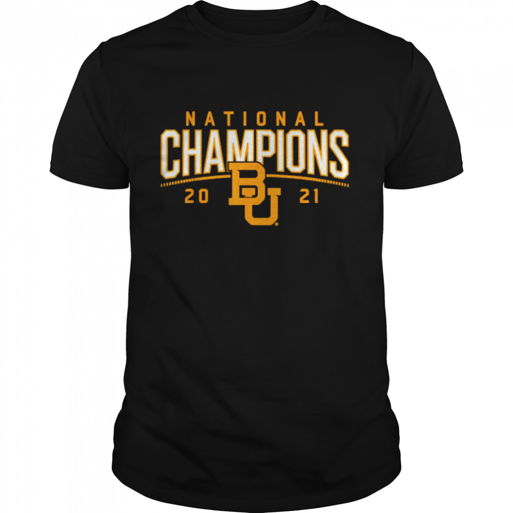 National champions 2021 Baylor Shirt