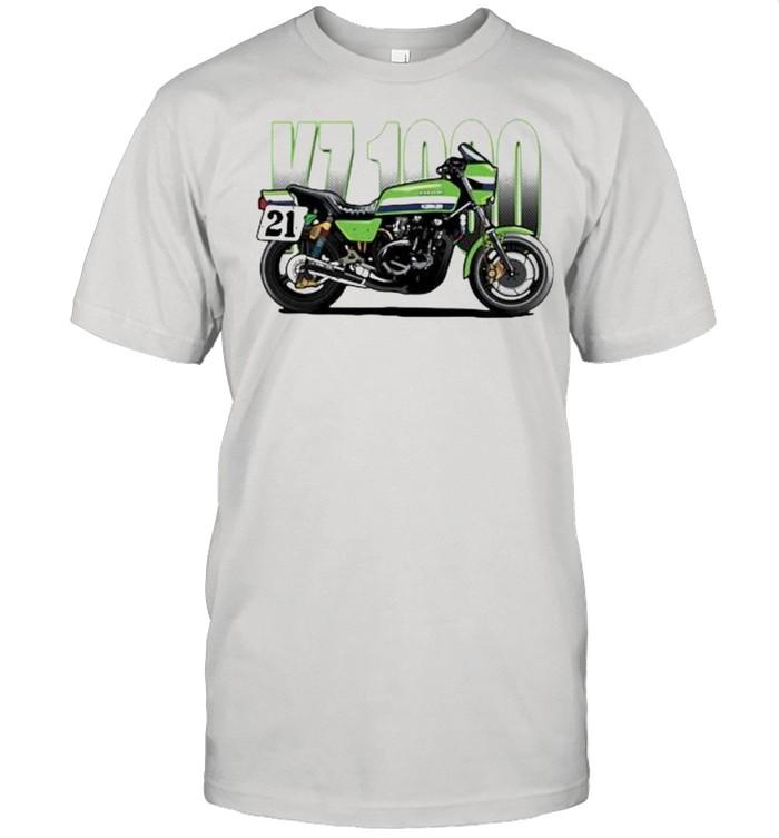 Lawson KZ 1000 King Of The Mountain  Classic Men's T-shirt