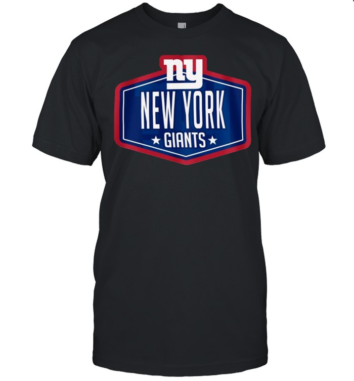 New york giants new era 2021 nfl draft hook shirt Classic Men's T-shirt