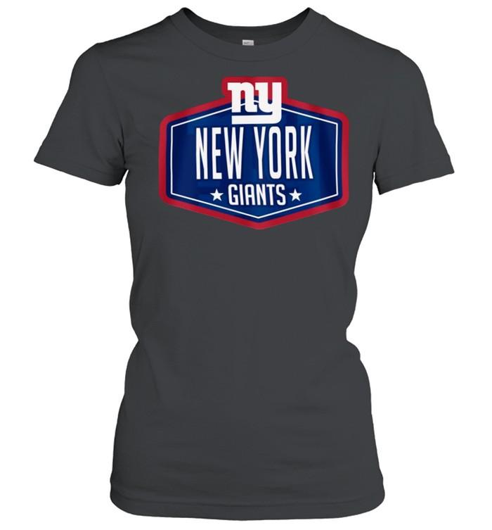 New york giants new era 2021 nfl draft hook shirt Classic Women's T-shirt