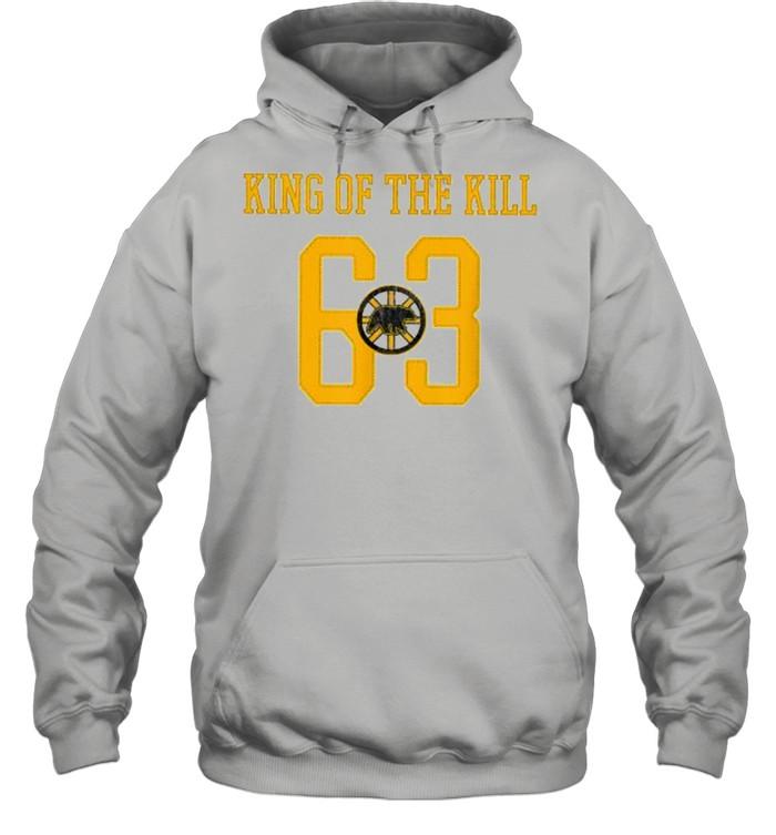 42 north boston hockey shorthanded king  unisex hoodie