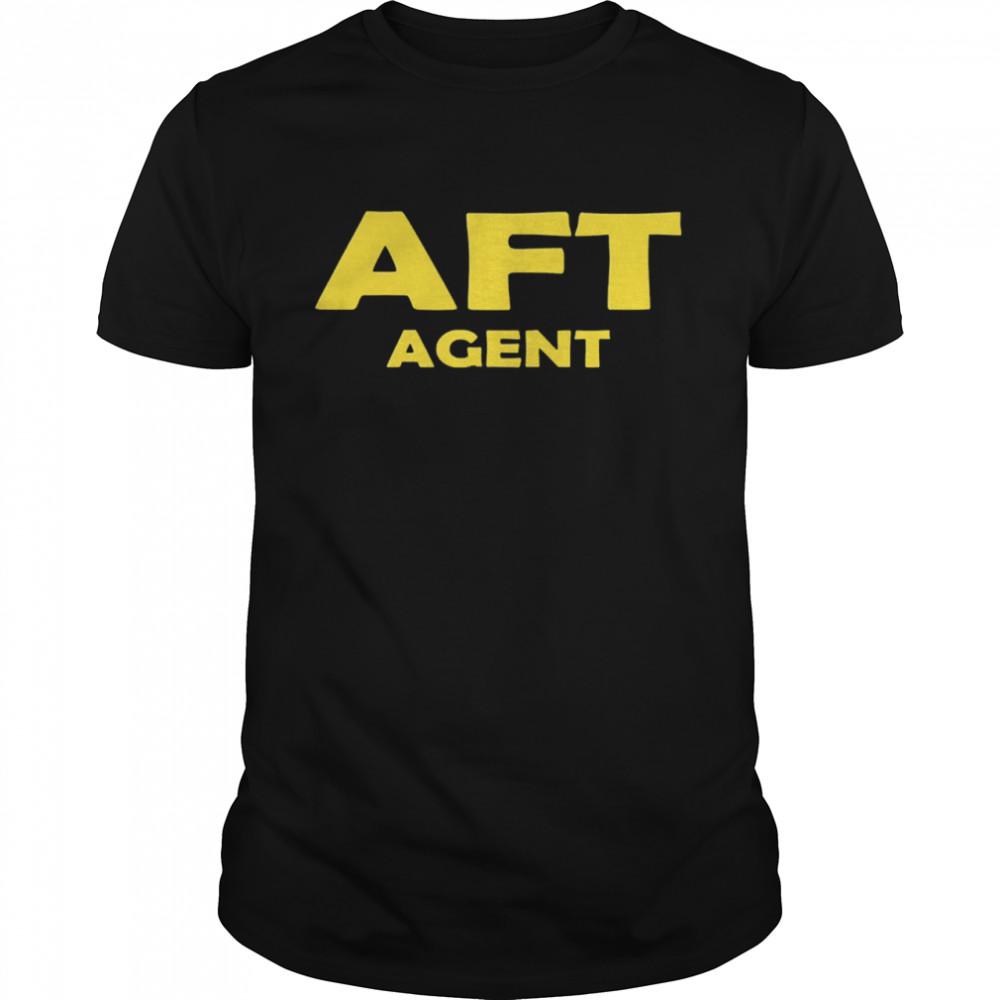 Aft agent shirt Classic Men's T-shirt
